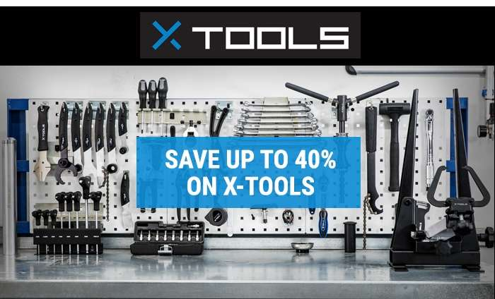 Save up to 40% on X-Tools