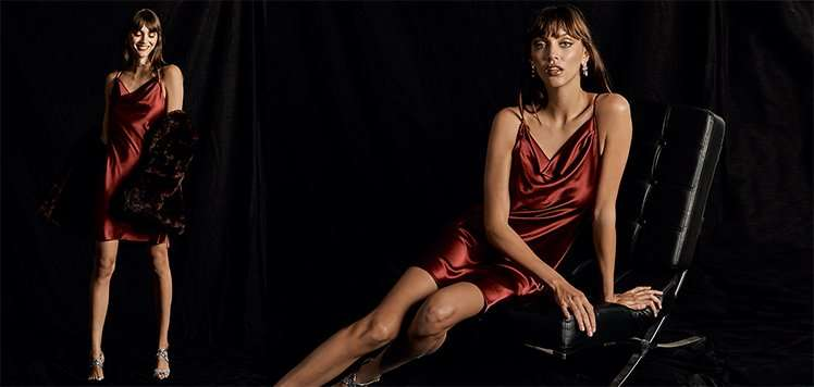 50 – 80% Off Cocktail Attire With Halston Heritage