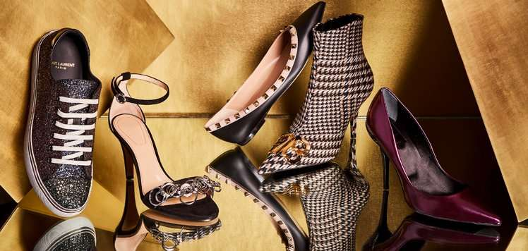 Up to 60% Off Designer Shoes