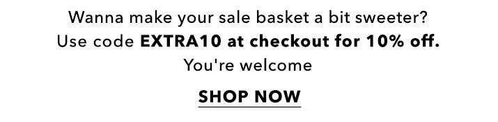 Up to 50% off - Shop all sale