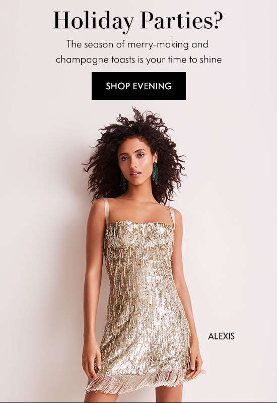 Shop Evening