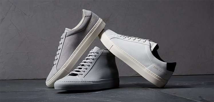 Common Projects & More Women's Sneakers