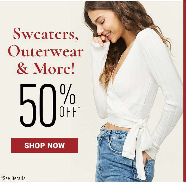 Shop 50% Off Holiday Shop