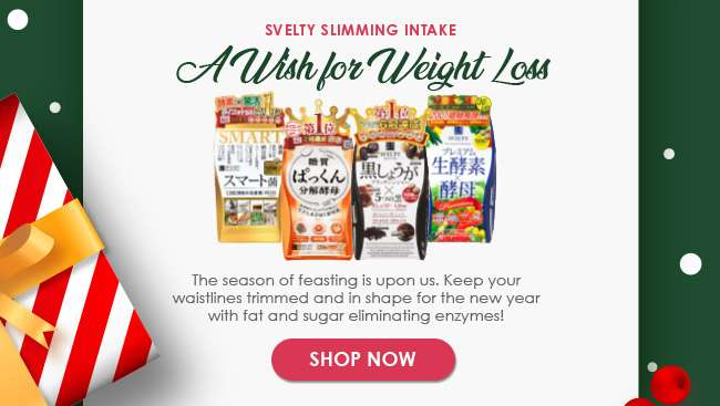 Svelty Slimming Intake - A Wish for Weight Loss