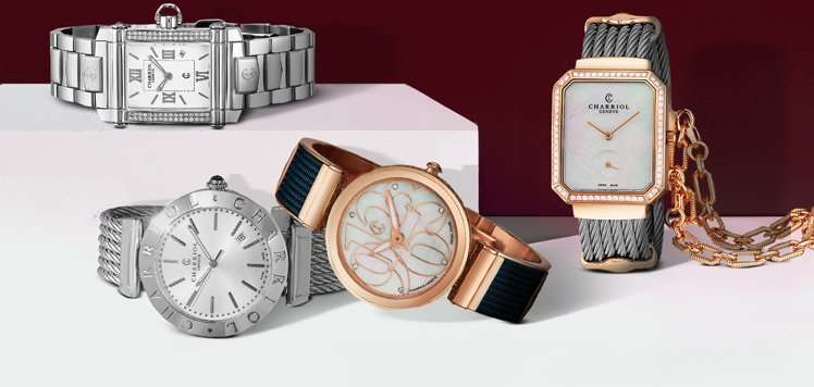 70% Off Watches With Charriol