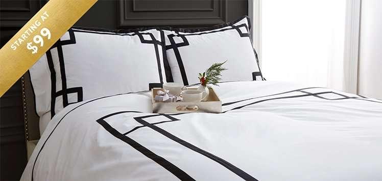 Popular Italian Bedding