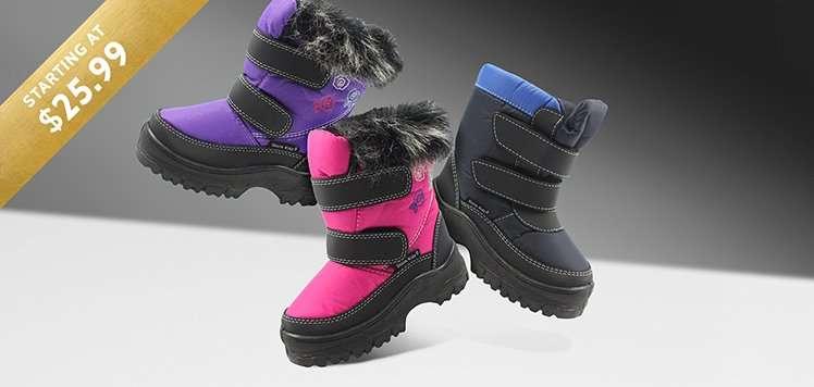 Kids' Winter Boots