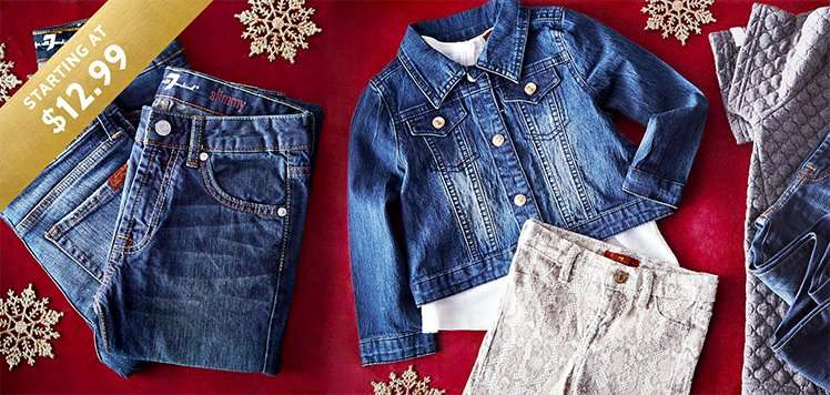 7 For All Mankind & More Kids' Graphics