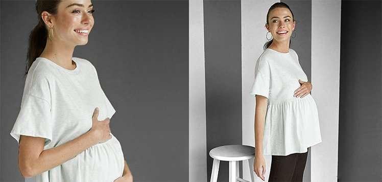 Maternity Workwear With kimi + kai