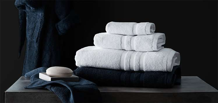 Build a Perfect Bathroom: Towels & More