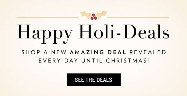 Shop Holi-deals