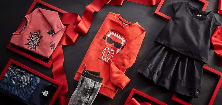 Up to 50% Off KARL LAGERFELD & More for Kids