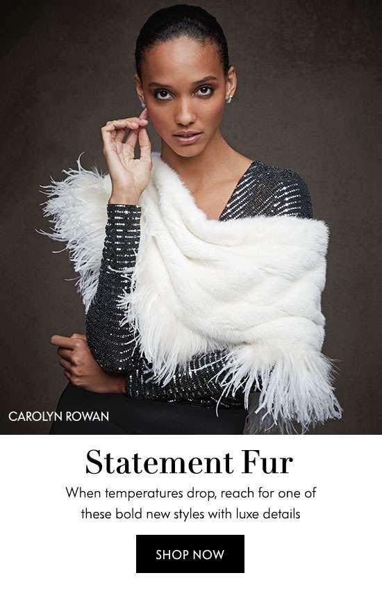 Shop Designer Furs