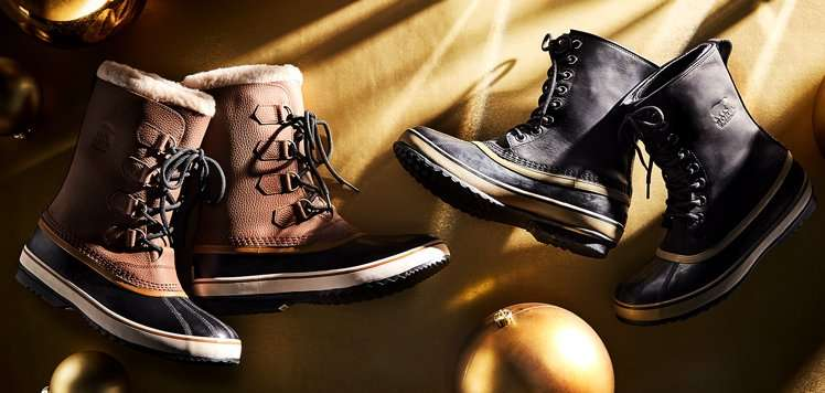 SOREL & More Men's Shoes for Winter