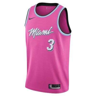 Dwyane Wade Earned City Edition Swingman (Miami Heat)