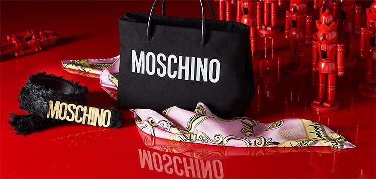 Up to 70% Off Moschino & More Brands