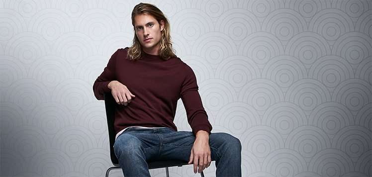 Up to 70% Off Men's Sweater Stock