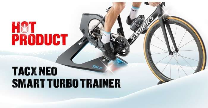 Hot Product: Tacx Neo smart turbo trainer