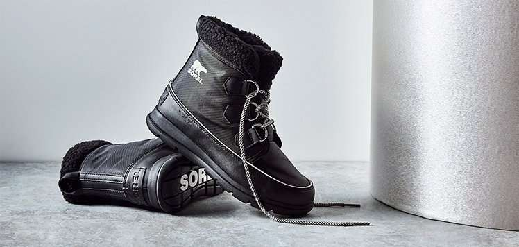 SOREL & More Shoes for Winter