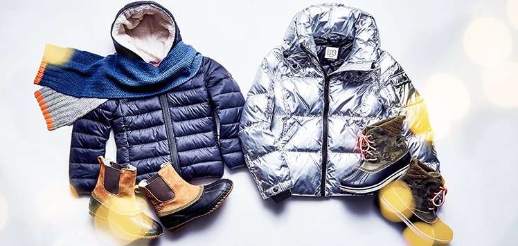 Up to 60% Off Puffers & More for Kids