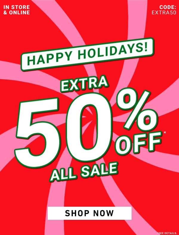 Holiday Shop Now