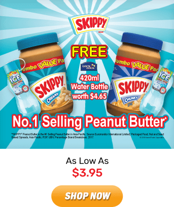 Skippy: As Low As $3.95. Shop Now!