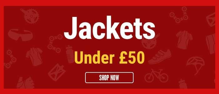 Jackets under £50