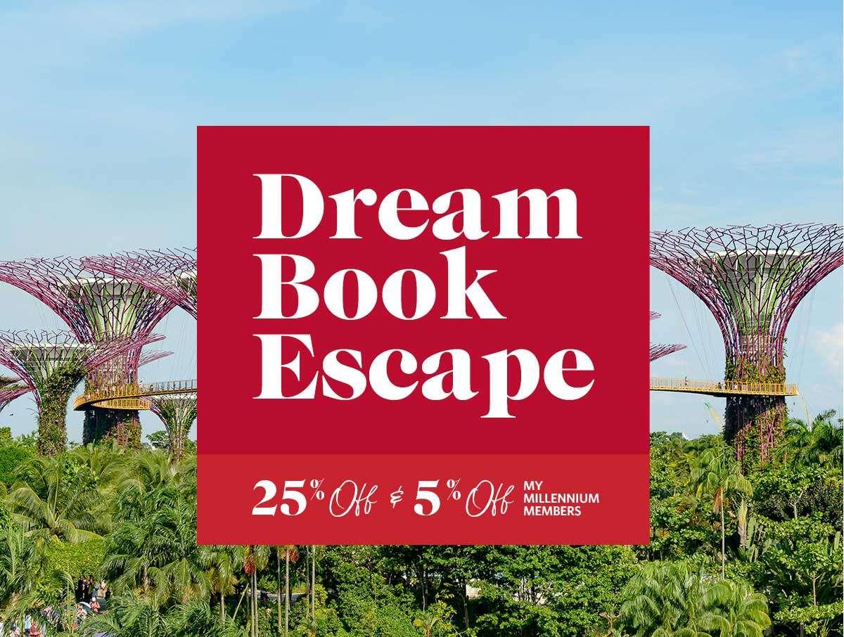 Dream Book Escape