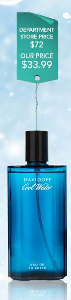 Shop Davidoff Cool Water