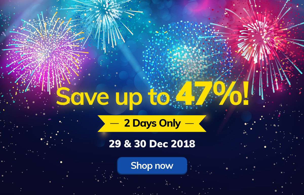 Save up to 47%