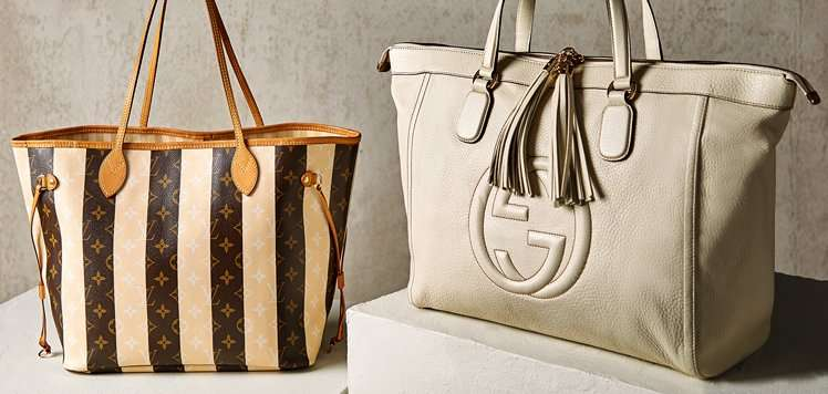 Pre-Loved Totes With the Louis Vuitton Neverfull