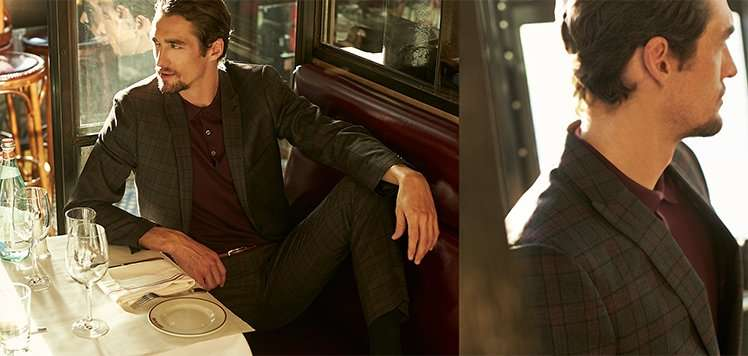 Suit Up With Paisley & Gray