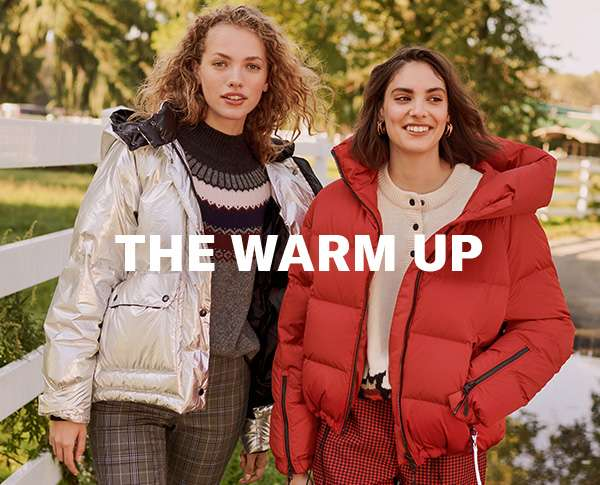 From sleek puffers to snuggly scarves, our latest cold-weather gear will keep you toasty all. season. long.