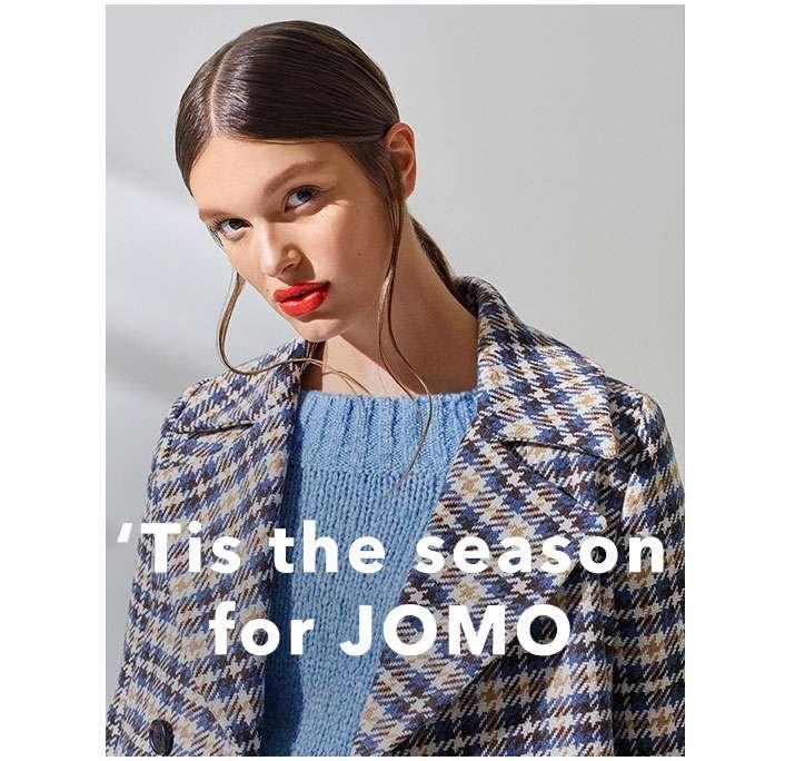 'Tis the season for JOMO