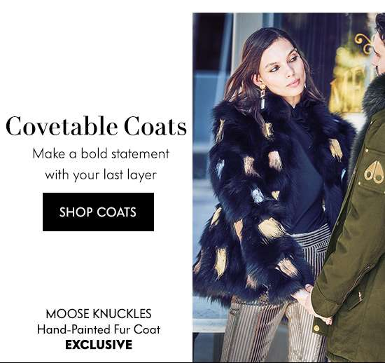 Shop All Coats