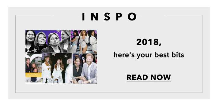 INSPO 2018, here's your best bits - Read now