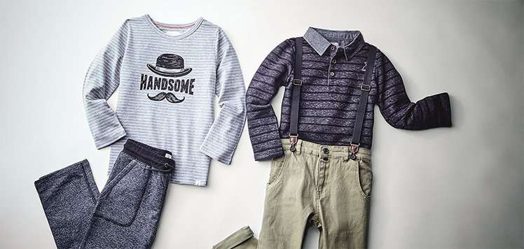 Boys' Smart Style With Me & Henry