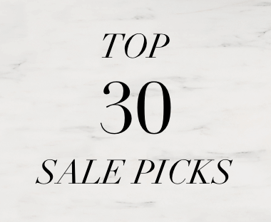 TOP 30 SALE PICKS