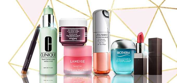 January Top 40 Up to 70% Off! Laura Mercier, NARS, Sisley & more! Ends 30 Jan 2019
