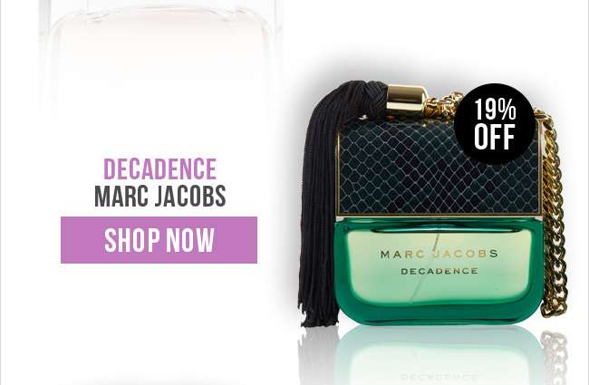 Shop Decadence by Marc Jacobs. 19% Off.