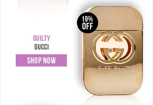 Shop Guilty by Gucci. 19% Off.