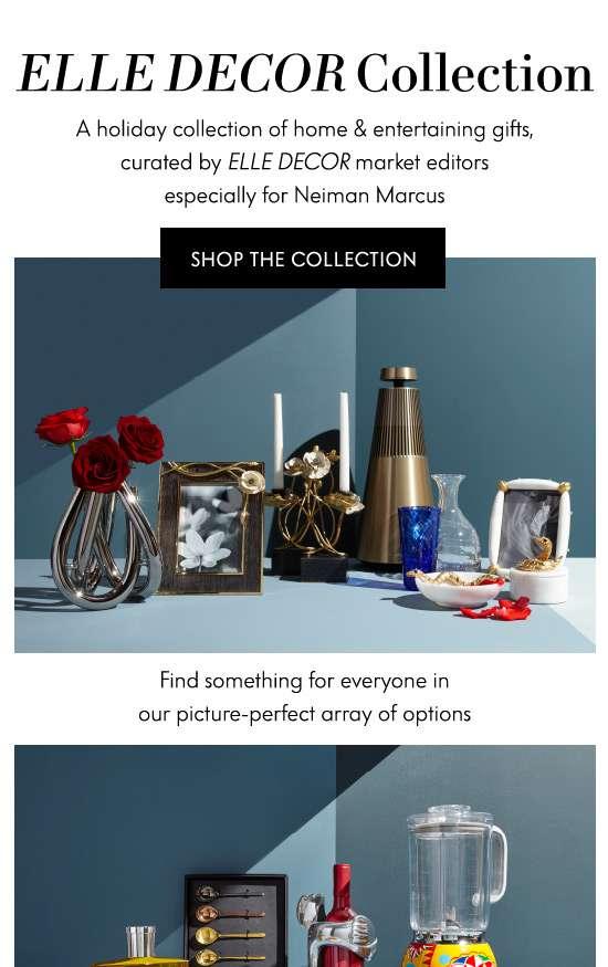 Shop Elle Decor