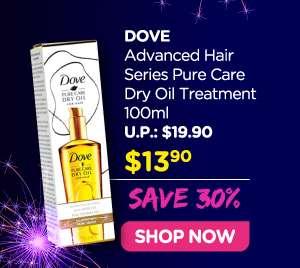 Dove Hair Treatment