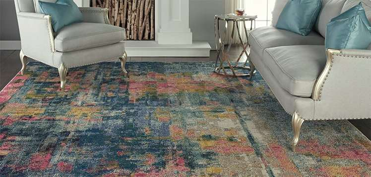 Beloved Home Brands: Up to 70% Off Nourison Rugs With Calvin Klein Home