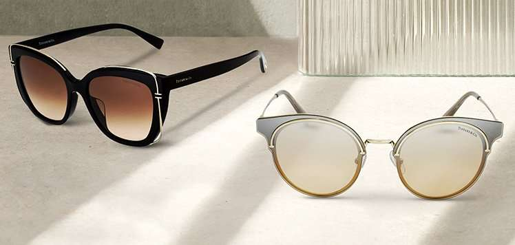 Luxe Sunglasses With Tiffany & Co.