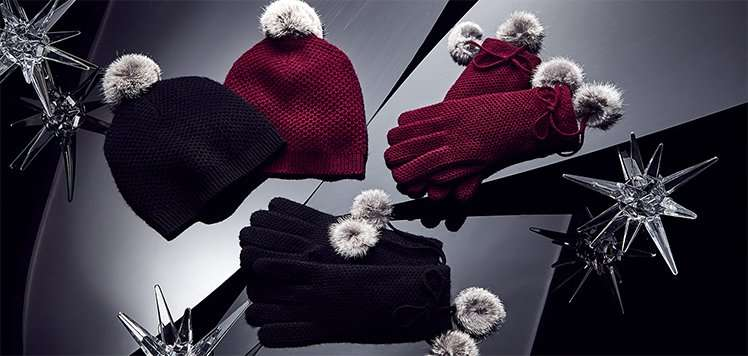 Up to 75% Off Extras You'll Wear All Winter