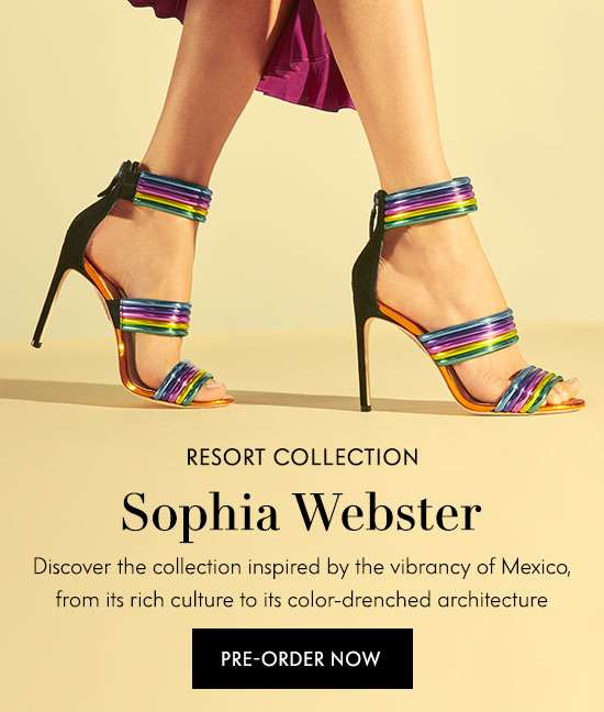 Pre-Order Sophia Webster Shoes