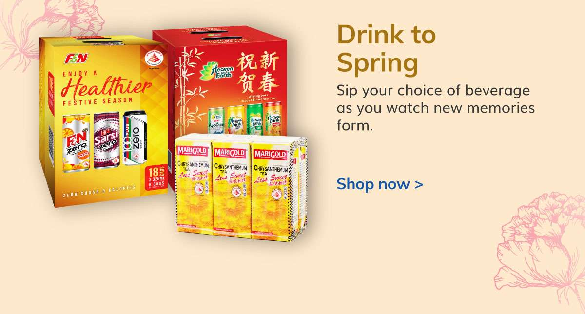 Drink to Spring