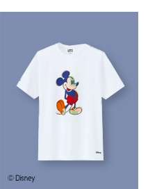 MEN's Mickey Mouse Art by Andy Warhol T-Shirt at $14.90