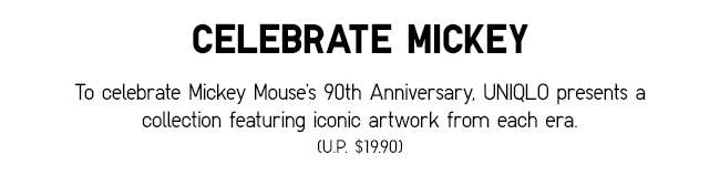 Celebrate Mickey UT  Collection | Women's & Men's